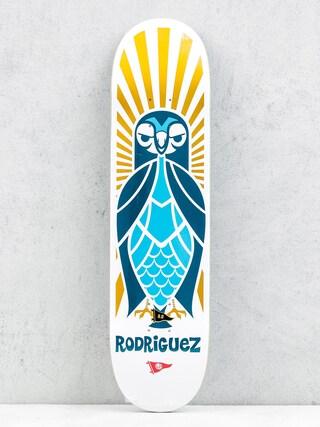 Deck Primitive Rodriguez Pendleton Zoo (white/multicolor)