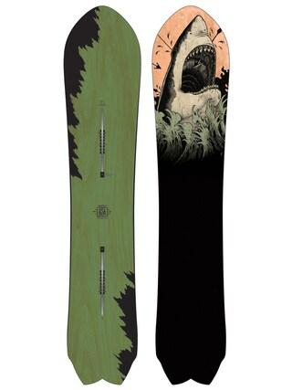 Deska snowboardowa Burton Fish (multi)