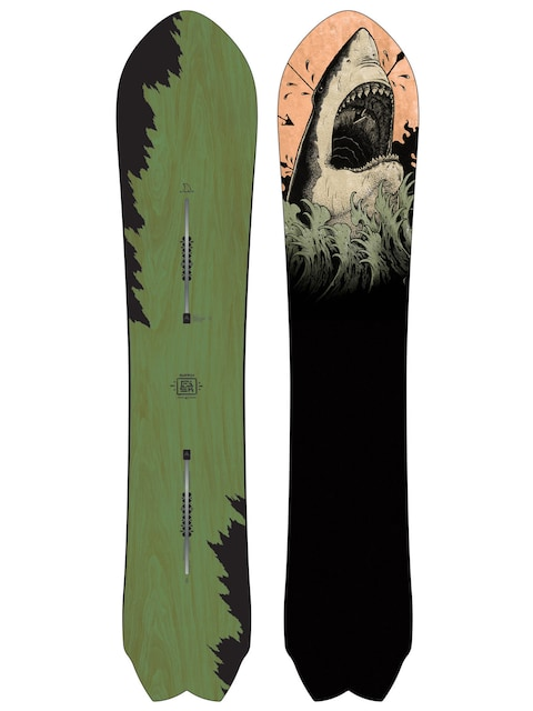 Deska snowboardowa Burton Fish