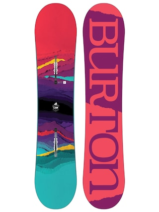 Deska snowboardowa Burton Feelgood Smalls (multi)