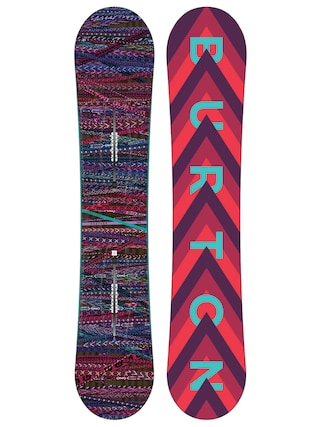 Deska snowboardowa Burton Feather Wmn (multi)