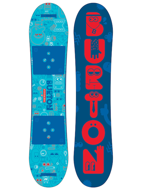 Dziecięca deska snowboardowa Burton After School Spe (multi)