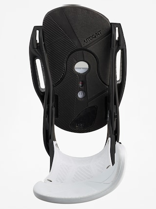 Wiązania snowboardowe Burton Malavita Est (black/white wing)
