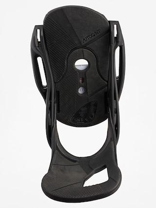 Wiązania snowboardowe Burton Cartel Est (black matte)