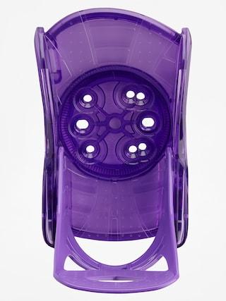 Dziecięce wiązania snowboardowe Burton Grom (purple)