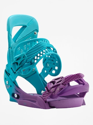 Wiązania snowboardowe Burton Lexa Est Wmn (purps fade)