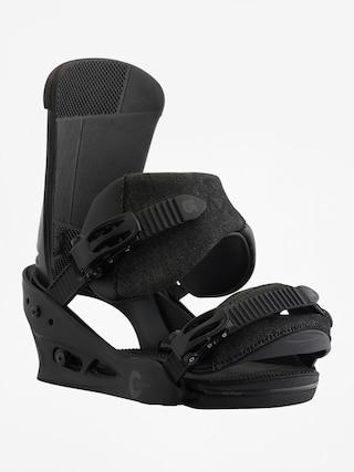 Wiązania snowboardowe Burton Custom (black matte)