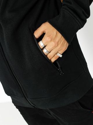 Bluza z kapturem Vans Storm Raglan ZHD (black)