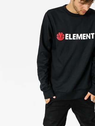 Bluza Element Blazin Crew (flint black)