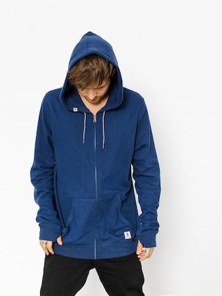 Bluza z kapturem Element Cornell Overdye ZHD (boise blue htr)