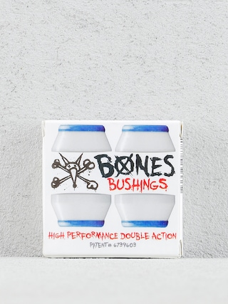 Gumki Bones Hardcore Bushings Soft (white/blue)