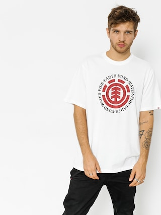 T-shirt Element Seal (optic white)
