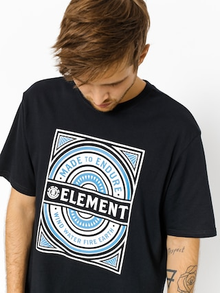 T-shirt Element Note (flint black)