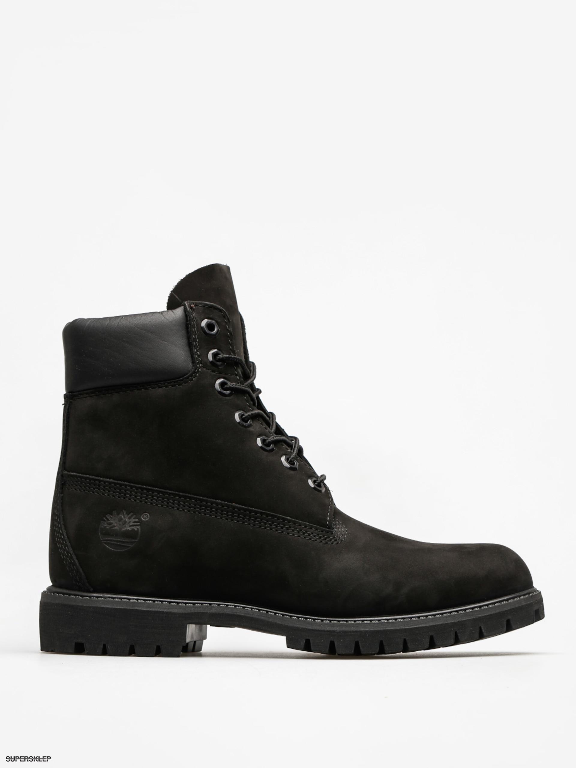 Buty Timberland 6 In Premium (black black) f944746eb0e0