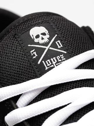 Buty Circa Lopez 50 (black/white)