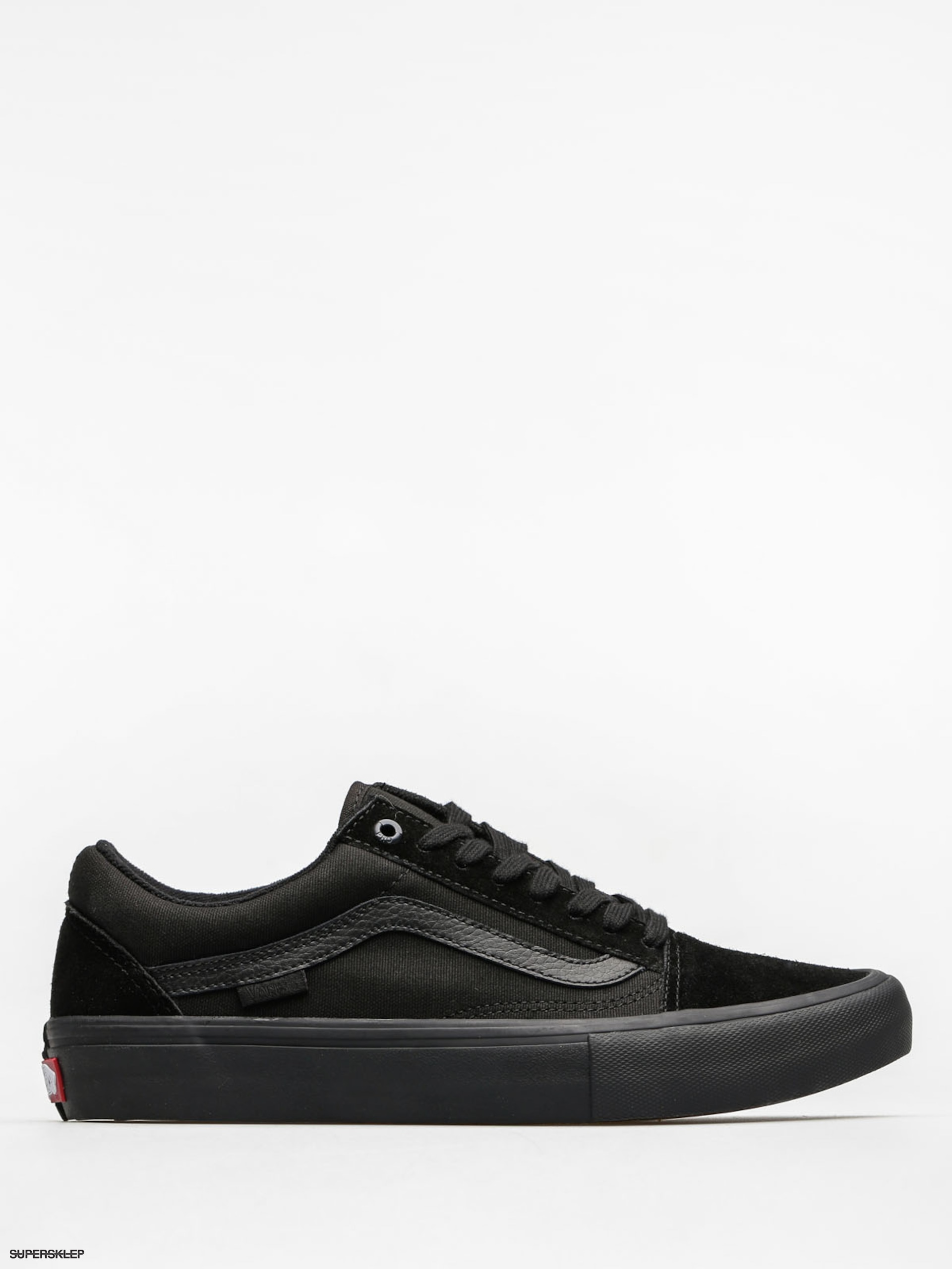 Buty Vans Old Skool Pro (blackout)