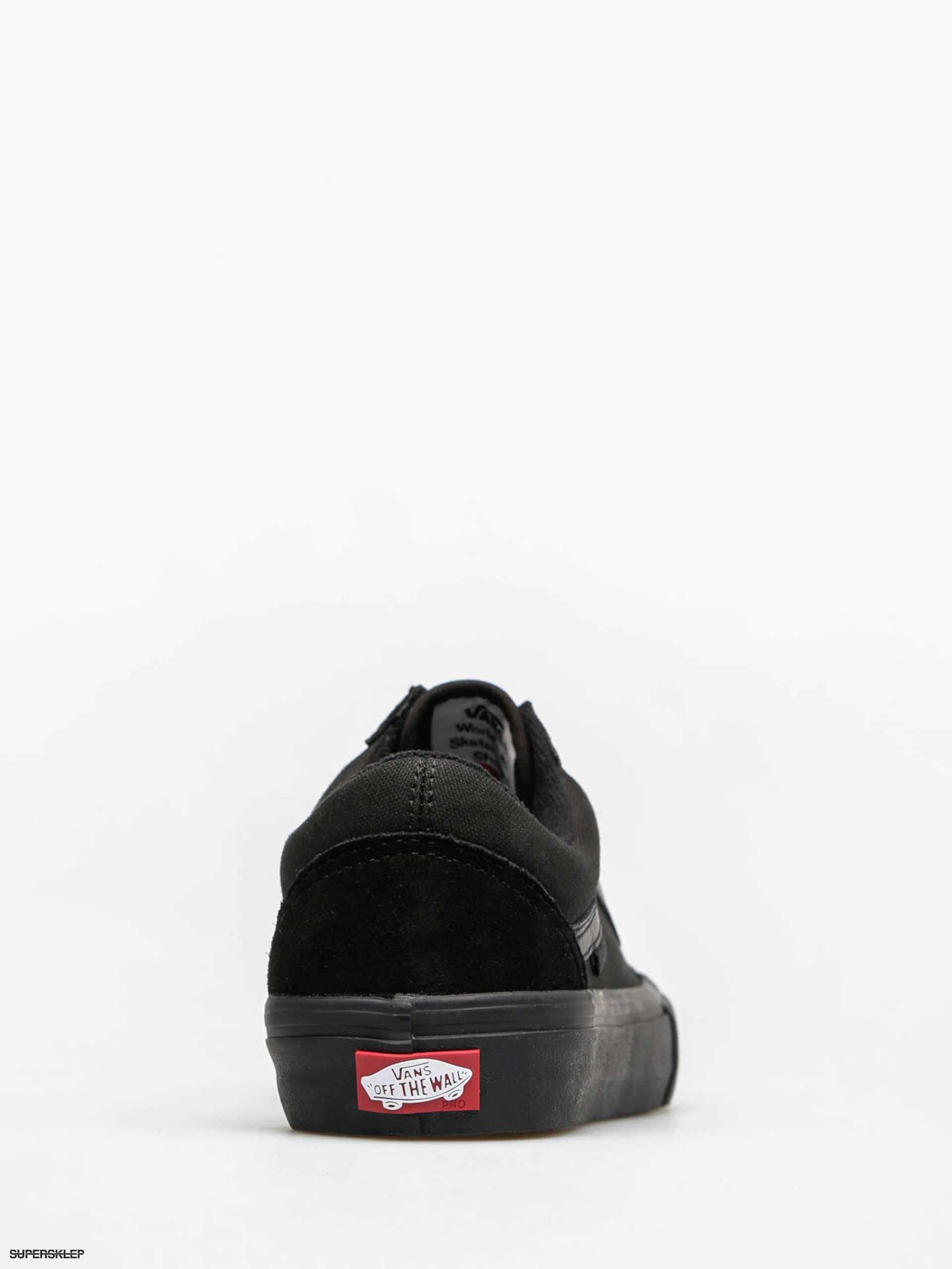 f5ea5dba8a67a Buty Vans Old Skool Pro (blackout)