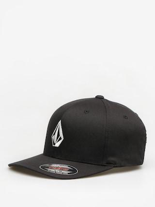 Czapka z daszkiem Volcom Full Stone Xfit Hat (blk)