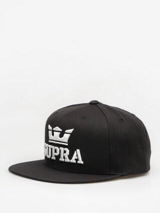 Czapka z daszkiem Supra Above Snap ZD (black)