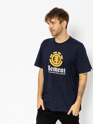 T-shirt Element Vertical (eclipse navy)