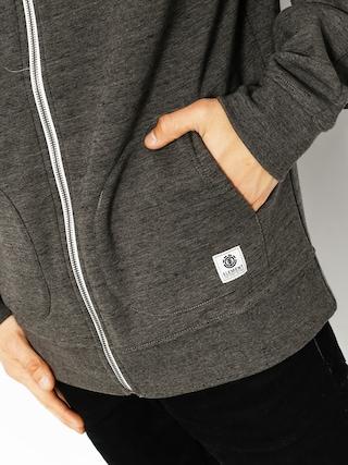 Bluza z kapturem Element Meridian Bonded ZHD (charcoal heatherr)