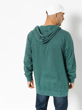 Bluza z kapturem Element Cornell Overdye ZHD (mallard gre htr)