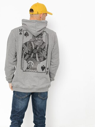 Bluza z kapturem Malita Pik HD (heather grey)