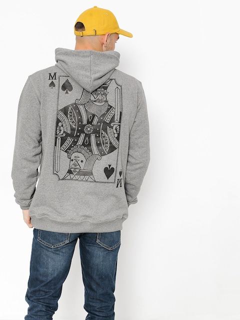 Bluza z kapturem Malita Pik HD (heather grey)