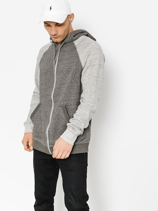 Bluza z kapturem Element Meridian Block ZHD (charcoal heather)