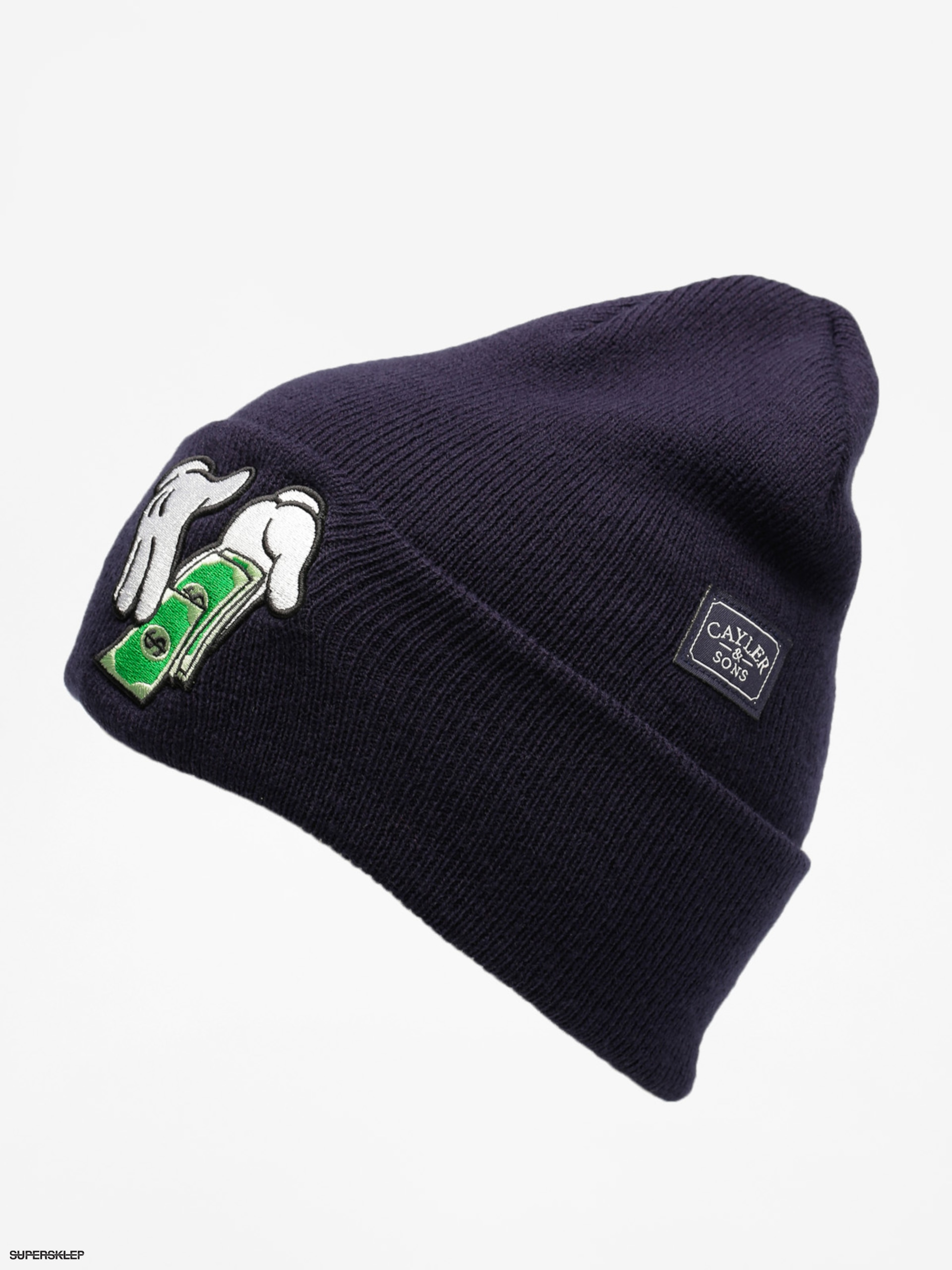 Czapka zimowa Cayler & Sons Make It Rain Old School Beanie