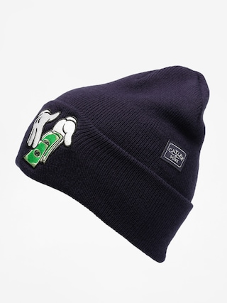 Czapka zimowa Cayler & Sons Make It Rain Old School Beanie (navy)