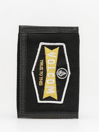 Portfel Volcom Cresticle Cloth (blk)