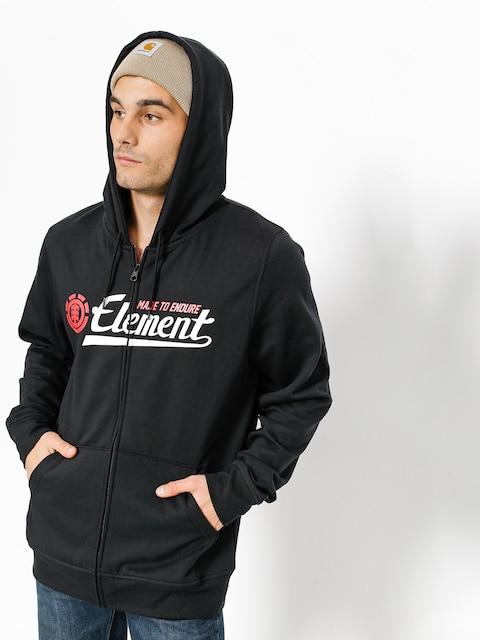 Bluza z kapturem Element Signature ZHD (flint black)