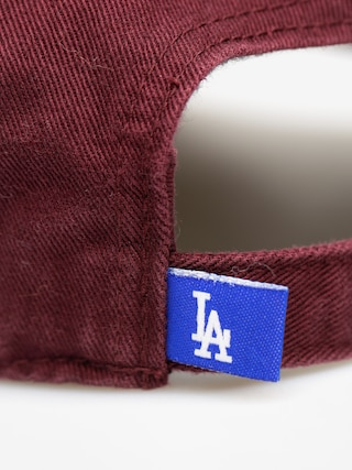 Czapka z daszkiem 47 Brand Los Angeles Dodgers ZD (dark maroon)