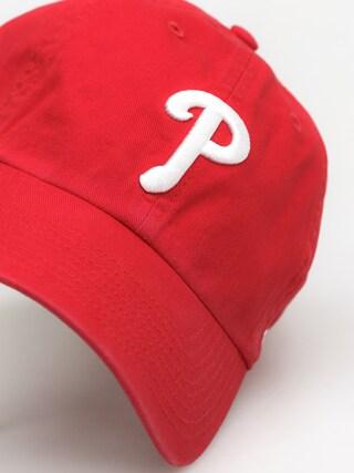 Czapka z daszkiem 47 Brand Philadelphia Phillies ZD (red)