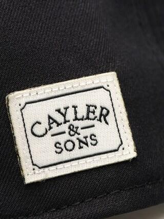 Czapka z daszkiem Cayler & Sons Pacasso ZD (black/mc)