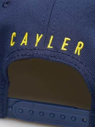 Czapka z daszkiem Cayler & Sons Brooklyn ATHL ZD (navy)