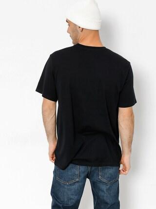 T-shirt Element Tilt (flint black)