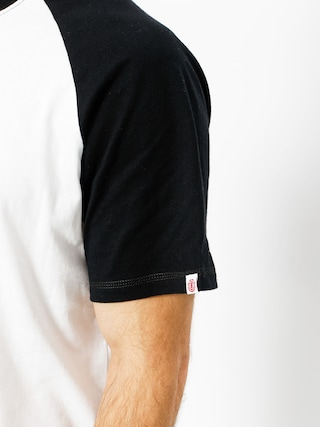 T-shirt Element Vertical Raglan (optic white)