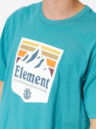 T-shirt Element Shutter (biscay bay)