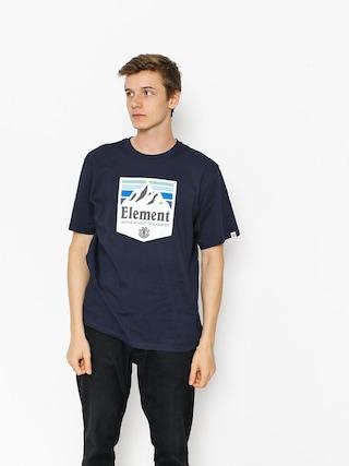 T-shirt Element Shutter (eclipse navy)
