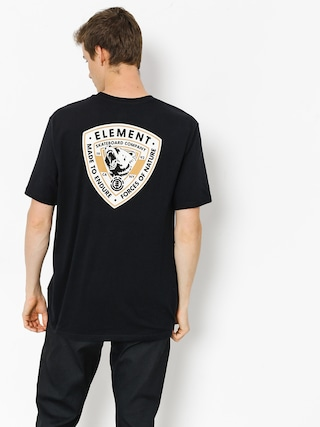 T-shirt Element Roar (flint black)
