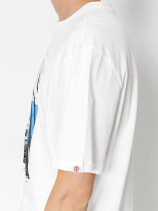 T-shirt Element Dual (optic white)