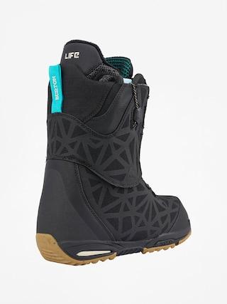 Buty snowboardowe Burton Supreme Wmn (black)