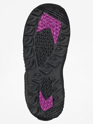 Buty snowboardowe Burton Felix Boa Wmn (black)
