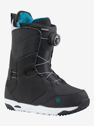 Buty snowboardowe Burton Limelight Boa Wmn (black)