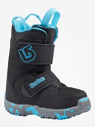 Buty snowboardowe Burton Mini Grom (black)