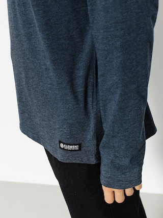 Longsleeve Element Basic Crew (indigo heather)