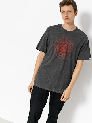 T-shirt Element Etch (charcoal heather)