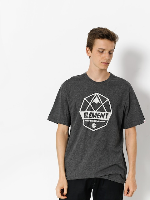 T-shirt Element Dome (charcoal heather)